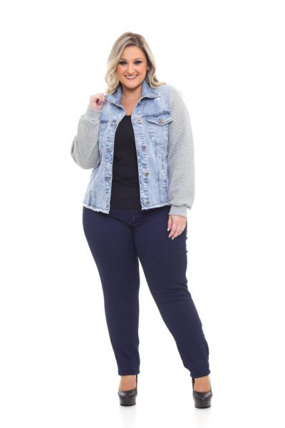1065 Jaqueta Jeans 764 Legging Jeans